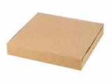 SCATOLA PASTICCERIA IN CARTONCINO MARRONE – 230x230x50MM (150 PEZZI)