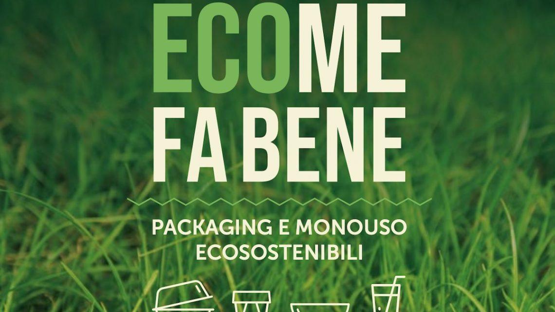 Catalogo food packaging ecologico e monouso compostabili